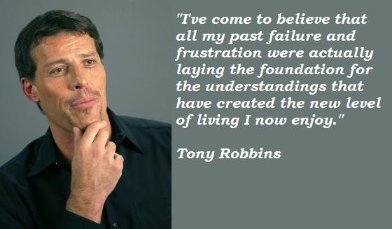 Tony Robbins's quote #6