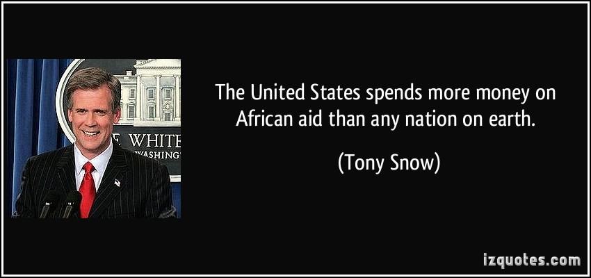 Tony Snow's quote #1