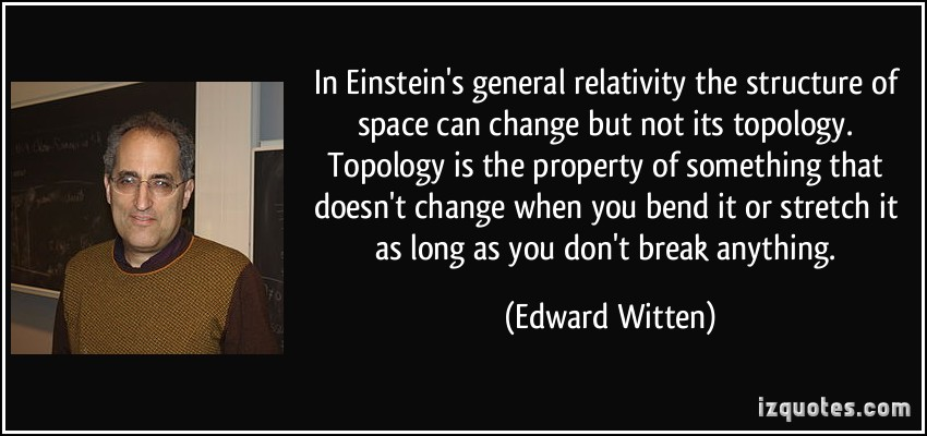 Topology quote #2