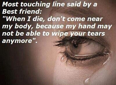 Touching quote #4