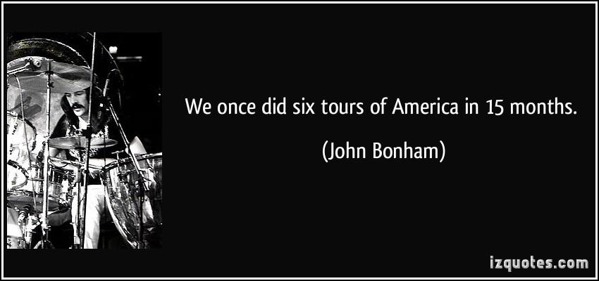 Tours quote #2