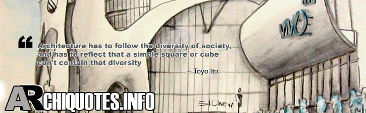 Toyo Ito's quote #3