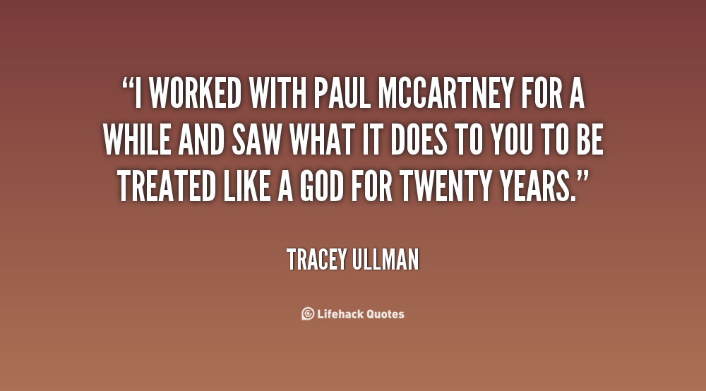 Tracey Ullman's quote #4