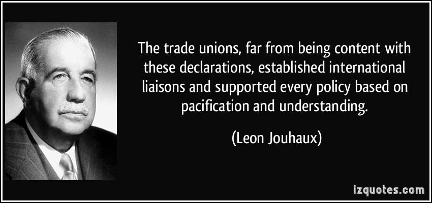 Trade Union quote #2