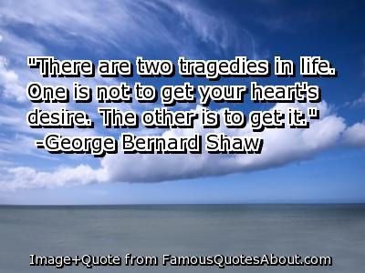 Tragedies quote #3