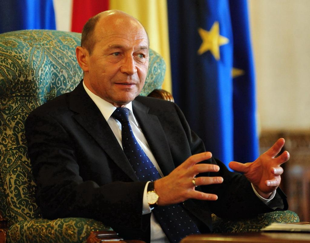 Traian Basescu wins Romanian re-election | World news ...  |Traian Basescu