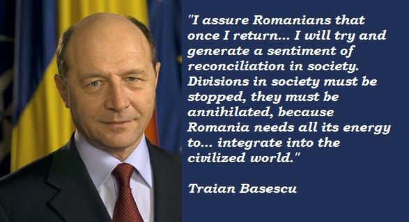 Traian Basescu's quote #2