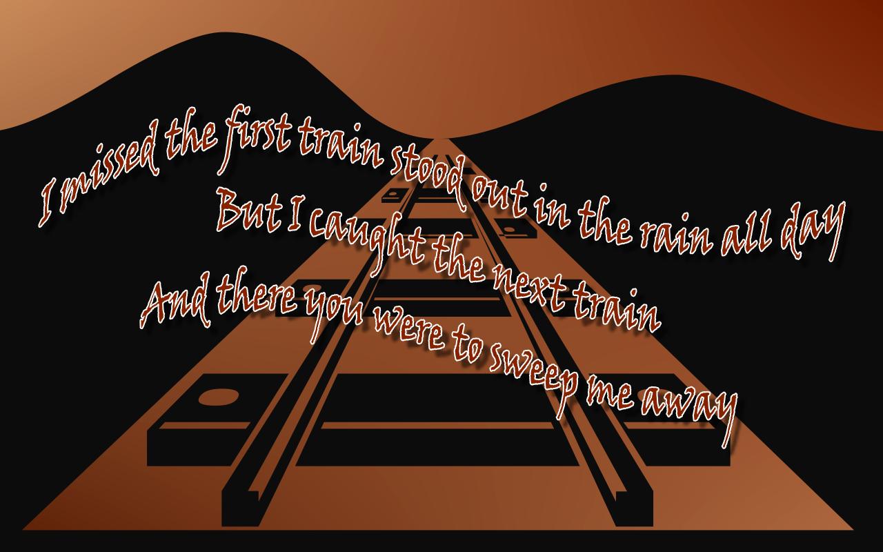 Train quote #5