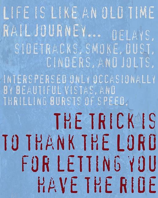 Train quote #8