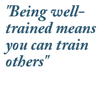 Trained quote #6
