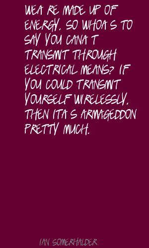 Transmit quote #1