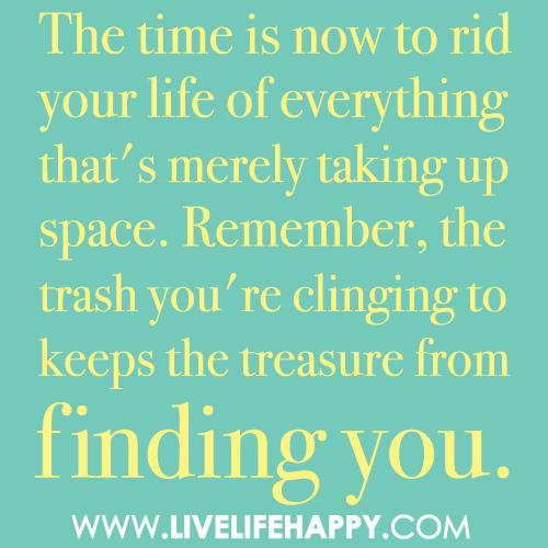 Trash quote #4
