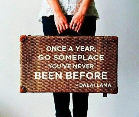 Traveled quote #3