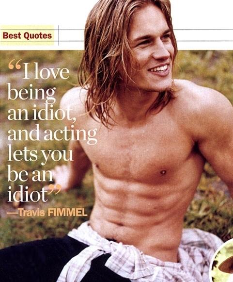 Travis Fimmel's quote #1