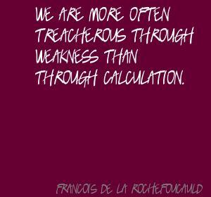Treacherous quote #2