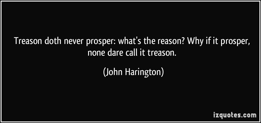 Treason quote #2