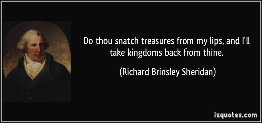 Treasures quote #1