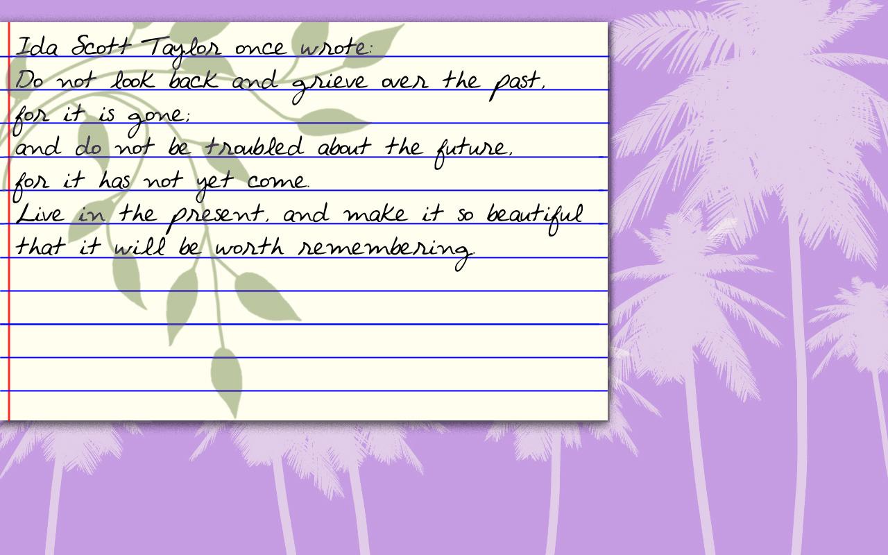 Tree quote #2