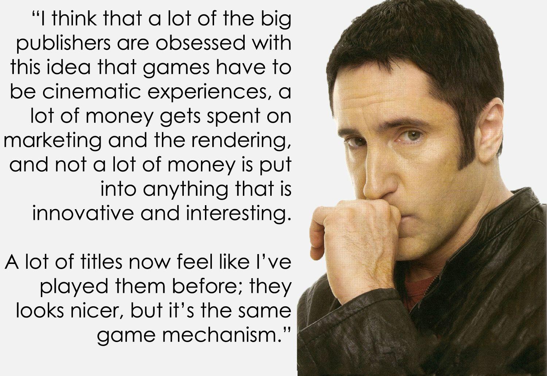 Trent Reznor's quote #4