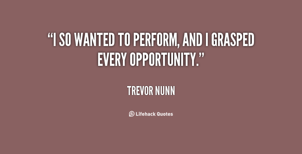 Trevor Nunn's quote #2