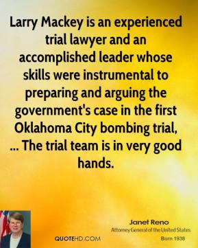 Trial Lawyer quote #2