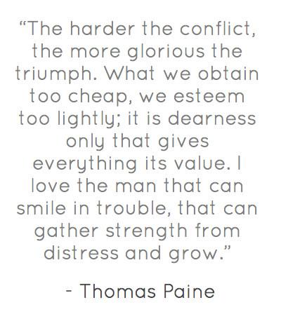 Triumph quote #4