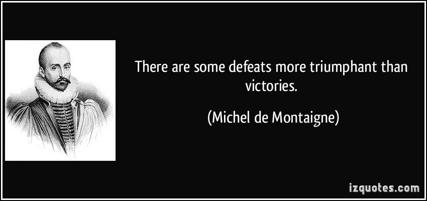 Triumphant quote #1