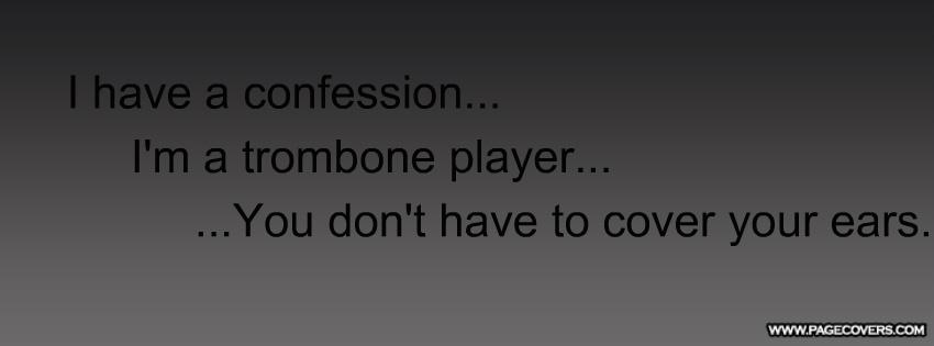 Trombone quote #1
