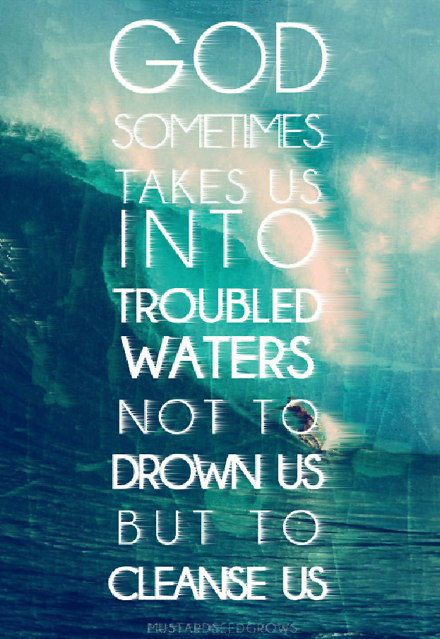 Troubled quote #2