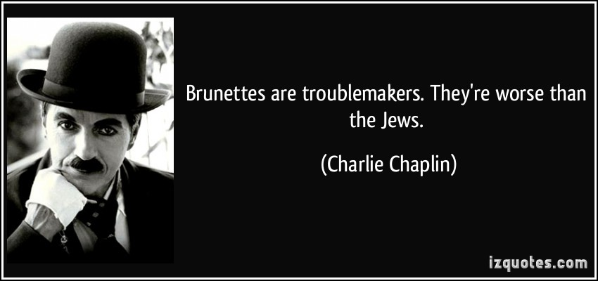 Troublemakers quote #2