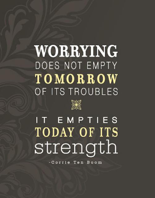 Troubles quote #7