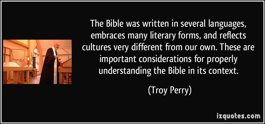 Troy Perry's quote #3