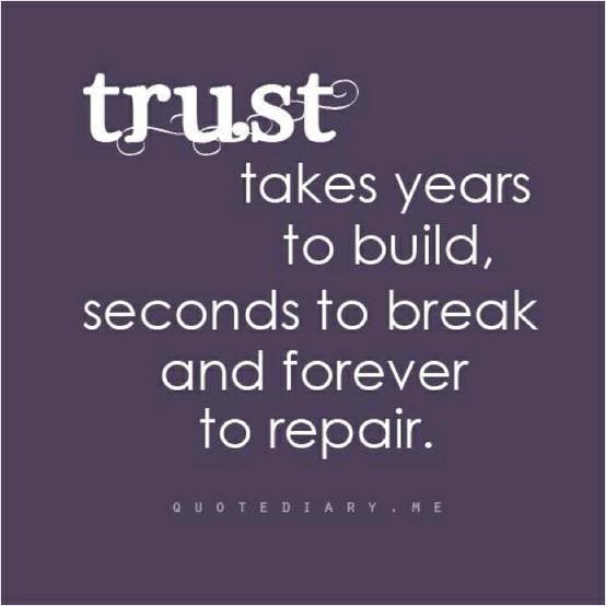 Trusting quote #4