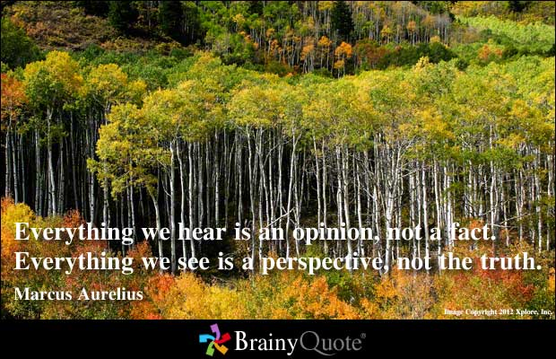 Truthfulness quote #1