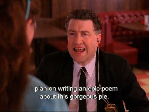 Twin Peaks quote #1