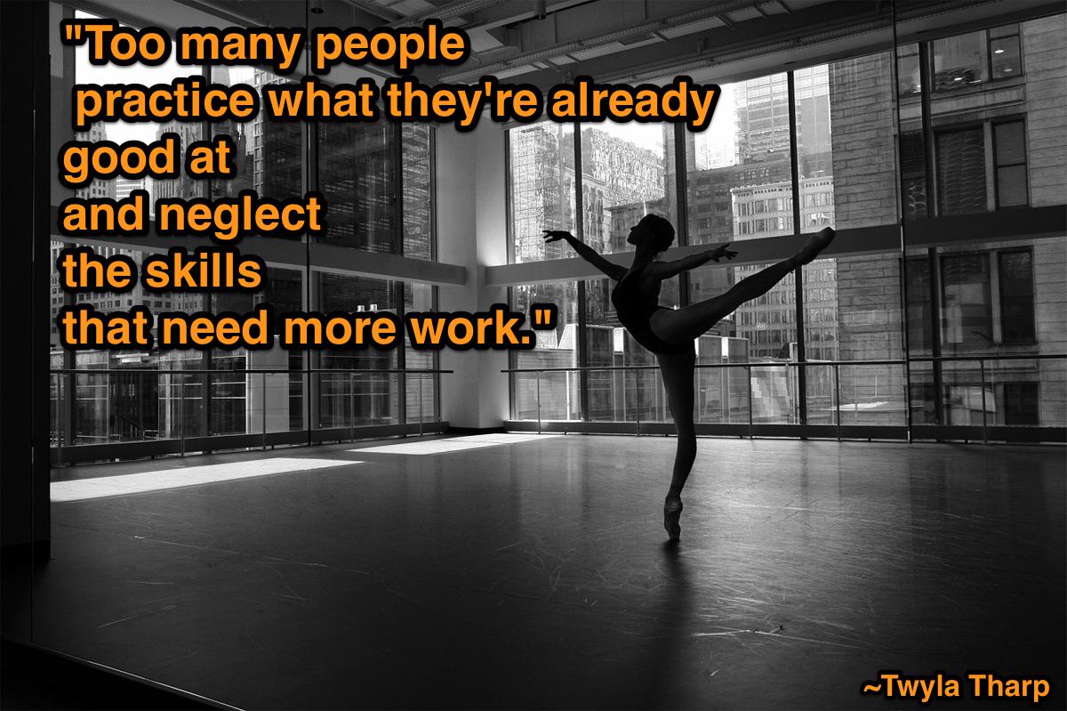 Twyla Tharp's quote #8