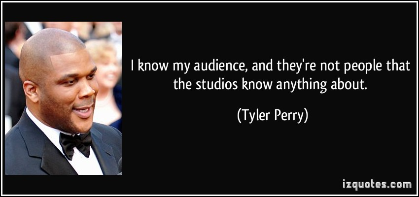 Tyler Perry's quote #4