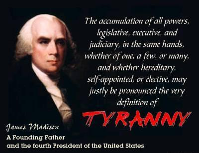 Tyranny quote #6