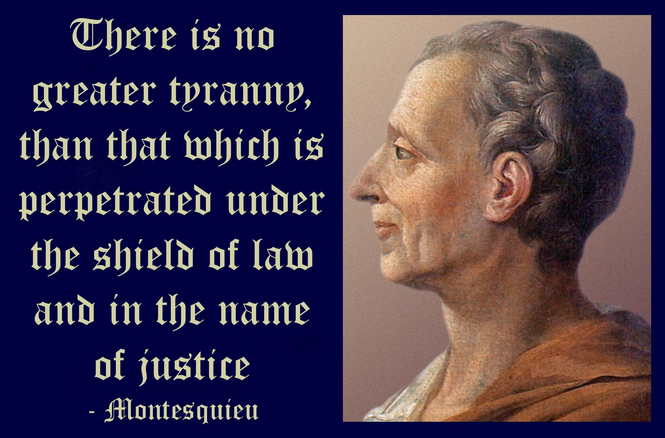 Tyranny quote #3