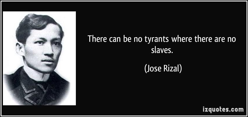 Tyrants quote