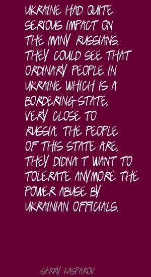 Ukraine quote #1