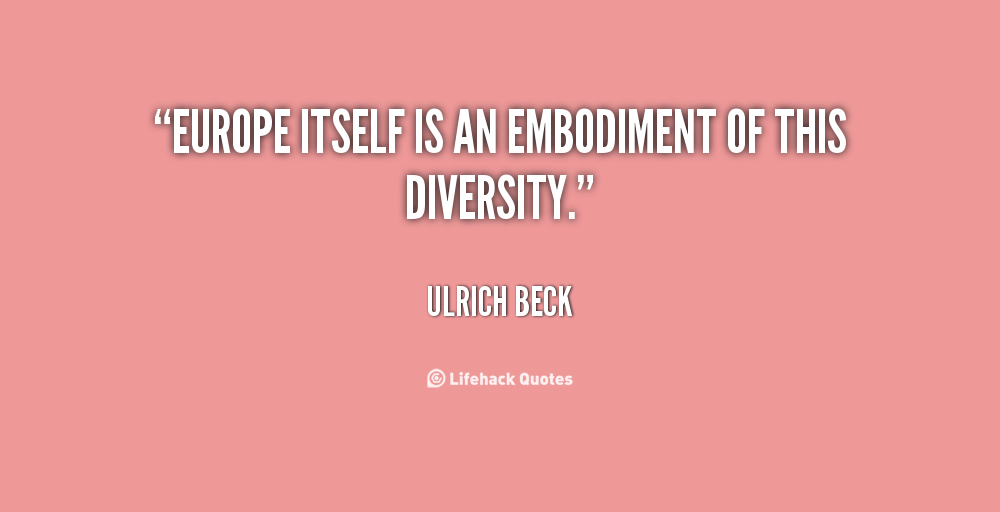 Ulrich Beck's quote #7
