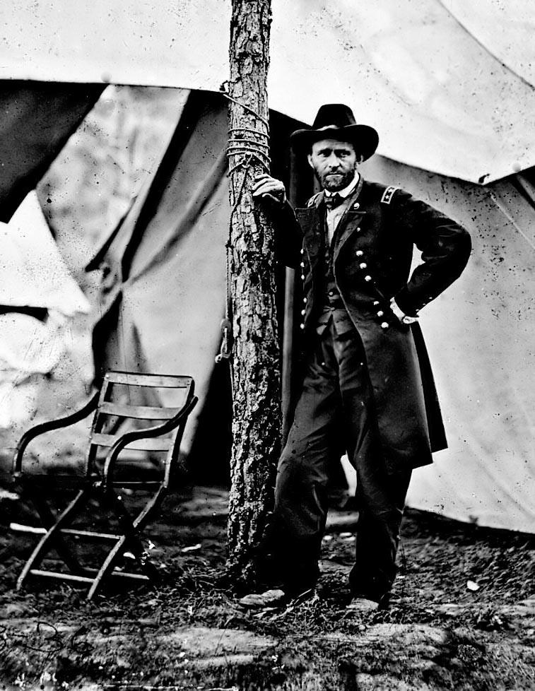 Ulysses S. Grant's quote #6