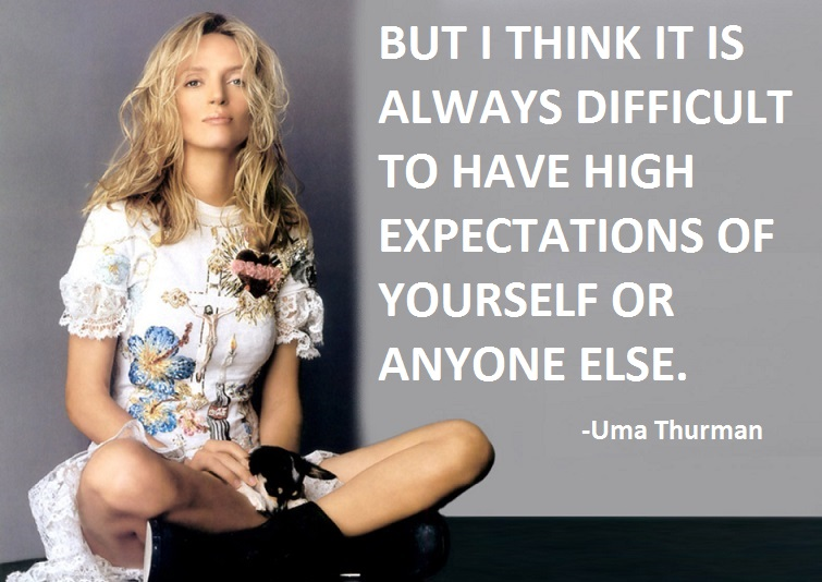 Uma Thurman's quote #1