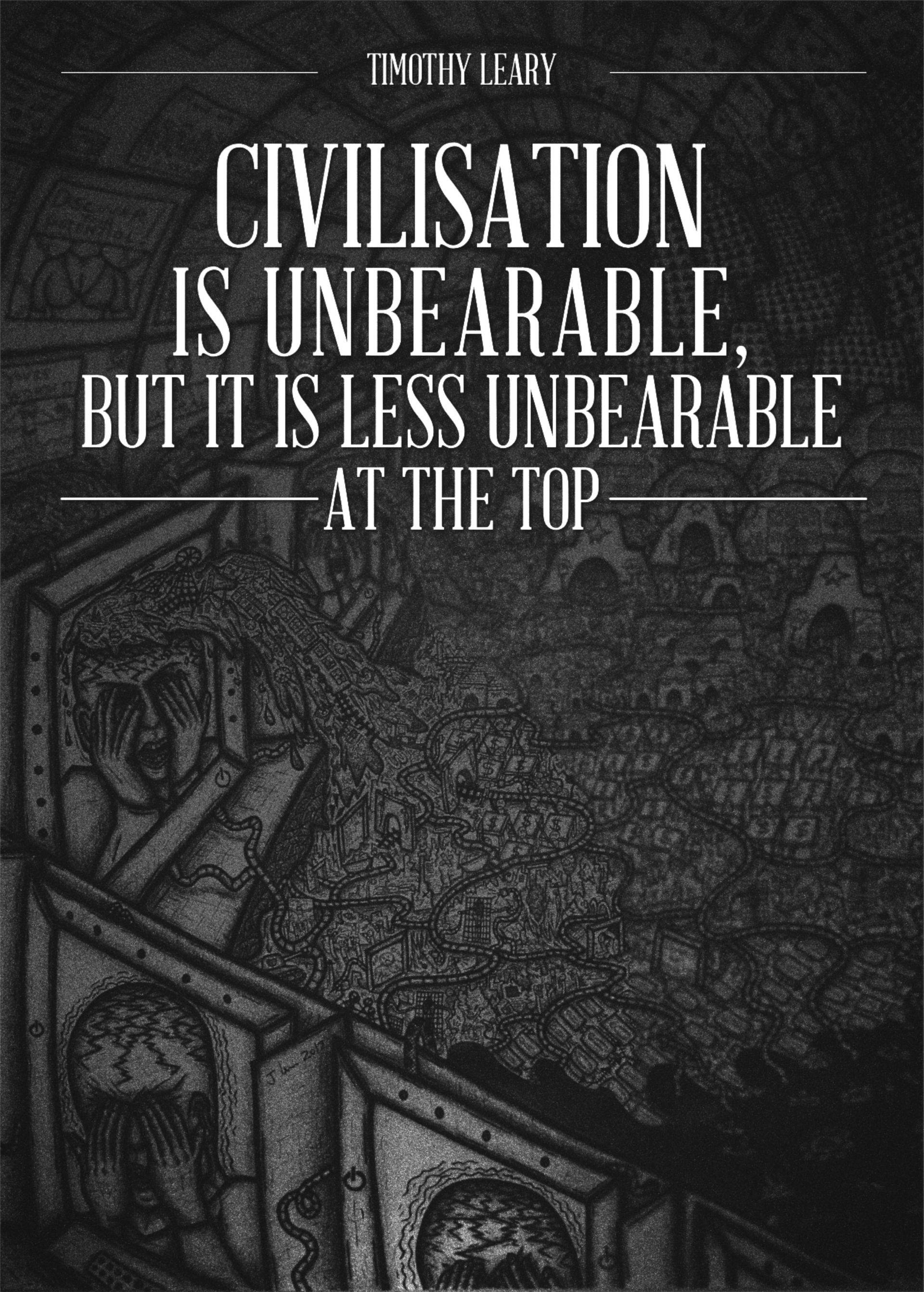 Unbearable quote #1