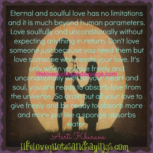 Unconditional quote #2