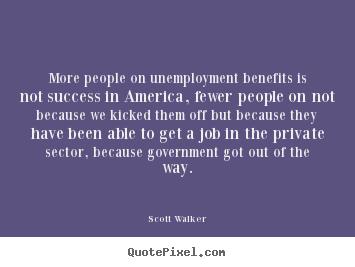Unemployment Benefits quote