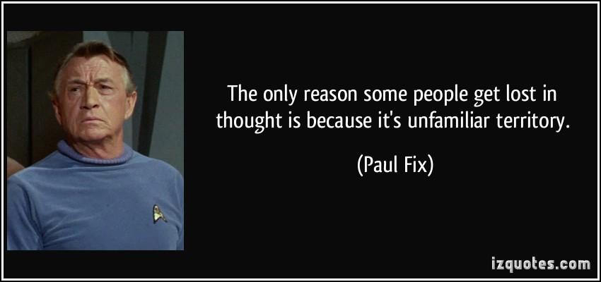 Unfamiliar quote #1