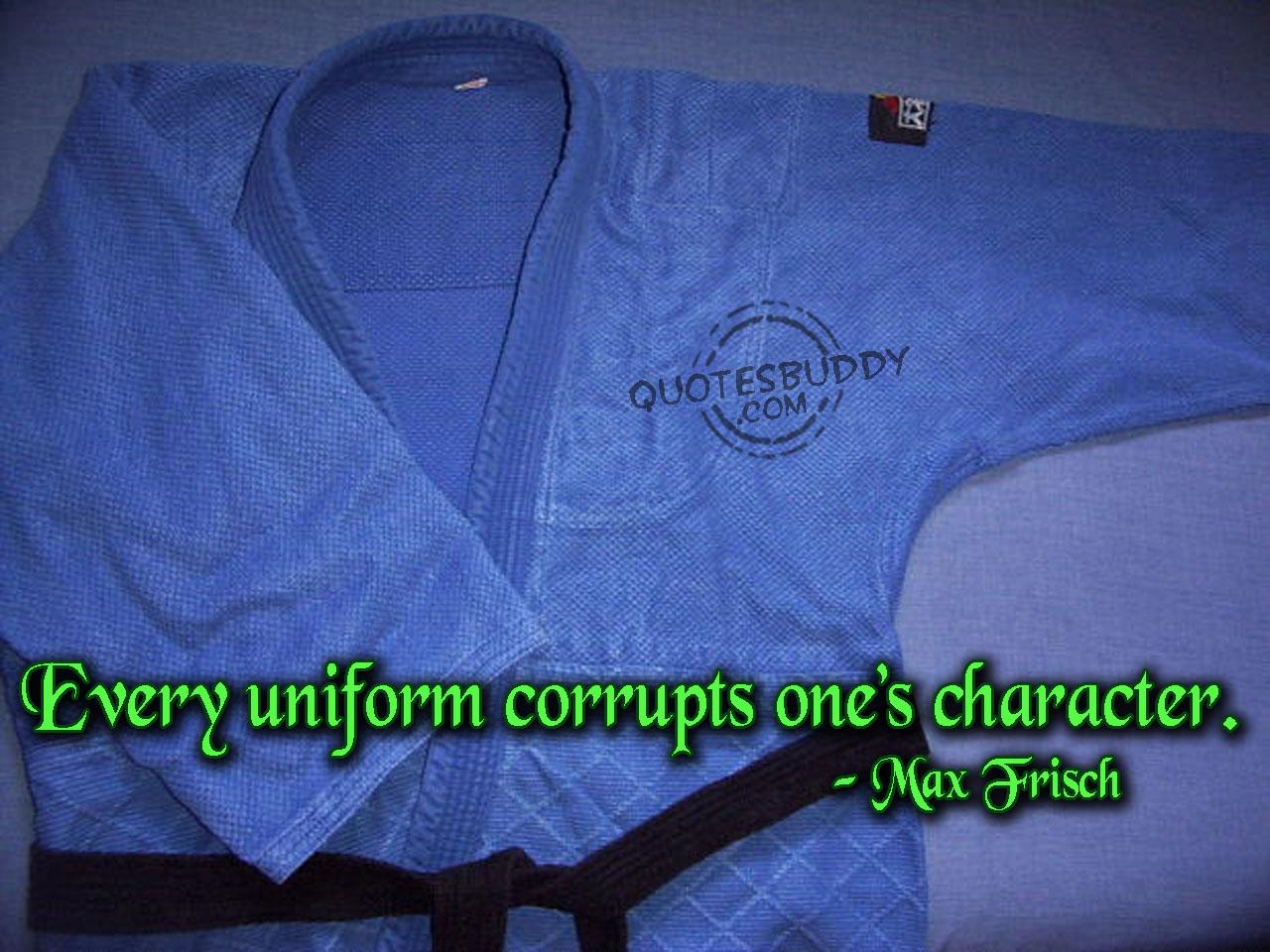 Famous Quotes About U0026#39;Uniformu0026#39; - Sualci Quotes