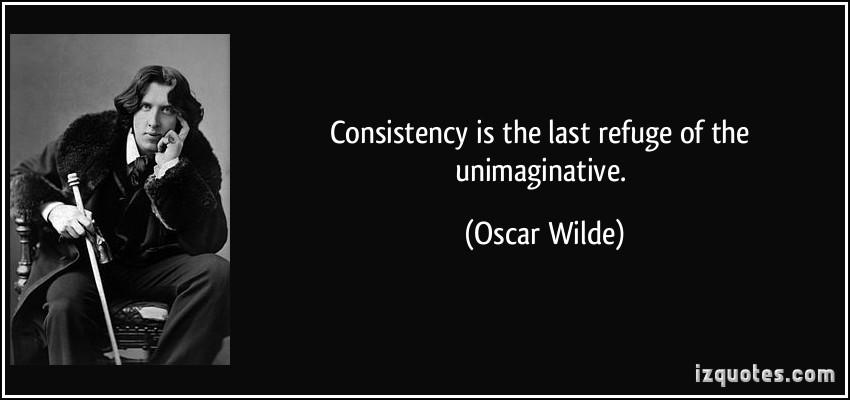 Unimaginative quote #1